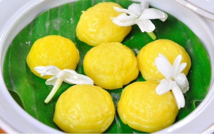 ขนมไทย ทองชมพูนุช