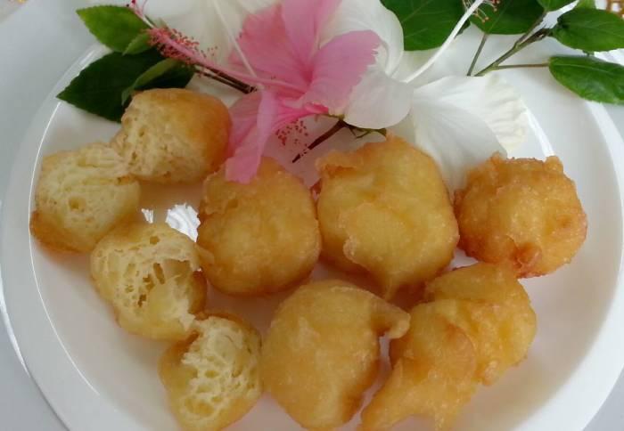 ขนมไทย - ทองพลุ